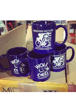 Firehouse Bicycles / Wolf Cycles Ceramic Mug