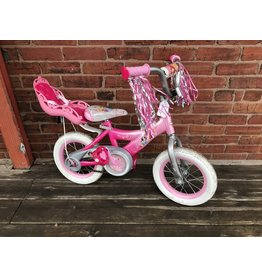"Huffy Used Bike #DISNEY True Princess 12"" Pink"