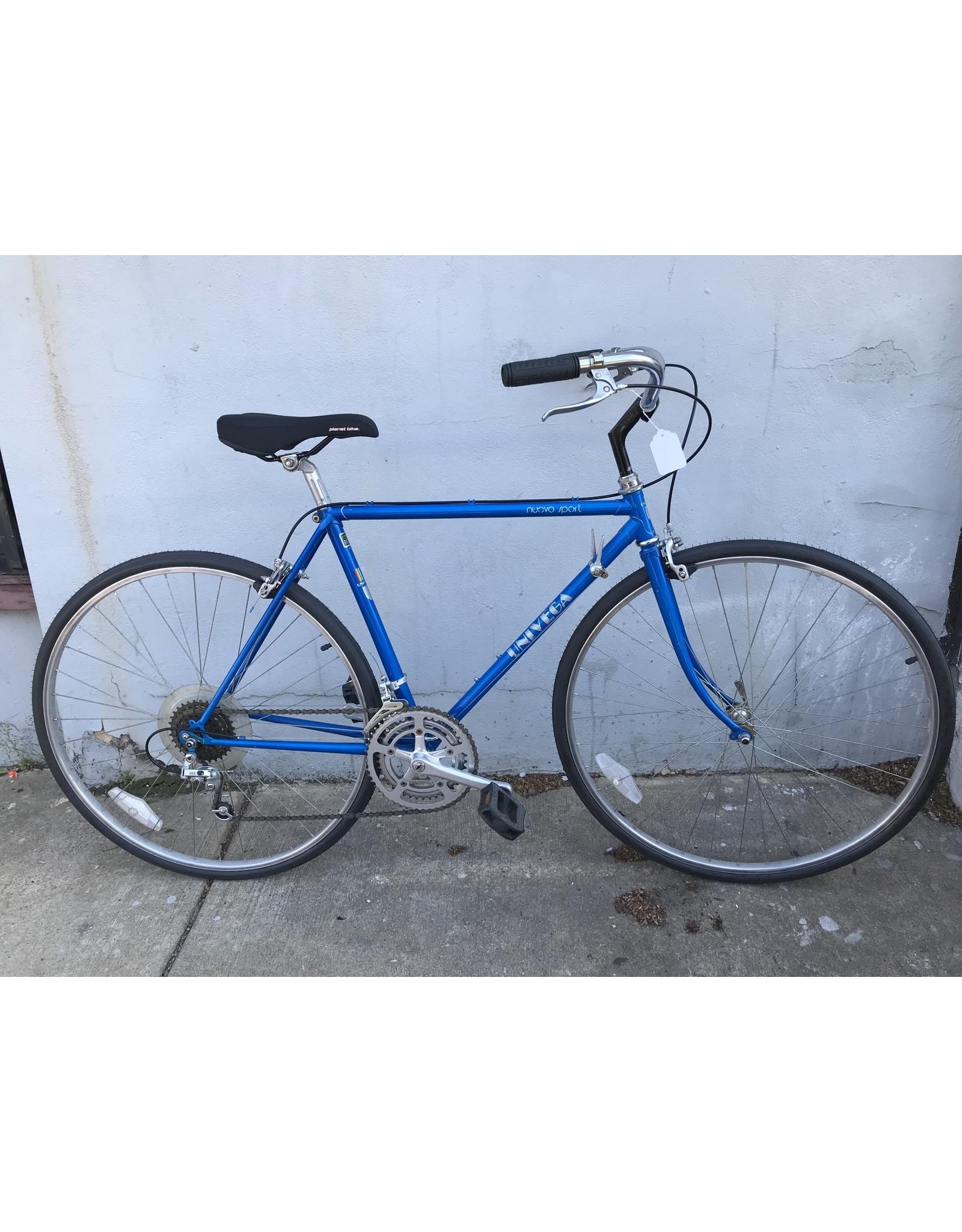 Univega Used Bike 6049 Univega Nuovo Sport Blue 48cm x 55cm