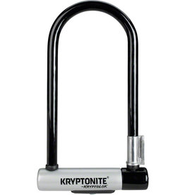 kryptonite Kryptonite KryptoLok Series 2 STD U-Lock with Bracket: 4 x 9""