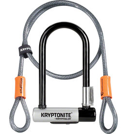 kryptonite Krytonite kryptolok mini-7 3.25 x 7 w cable