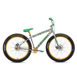 SE BIKES BEAST MODE RIPPER 27.5+ $100 WRAP MONEY LYNCH GREEN