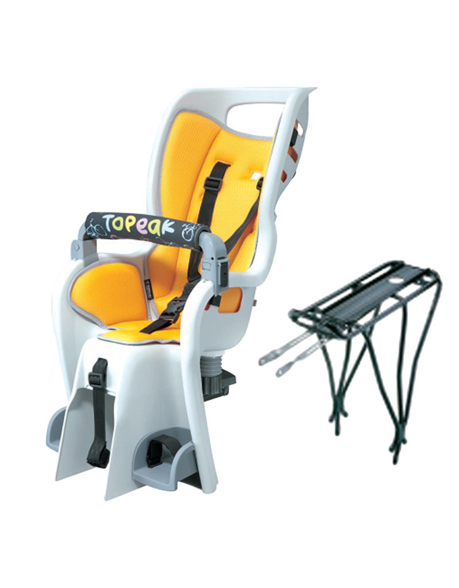 Topeak BABY SEAT TOPEAK BABYSEAT II 15 wRACK