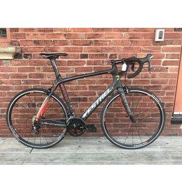 Kestrel RT1000 59cm Grey/Red Carbon Road bike