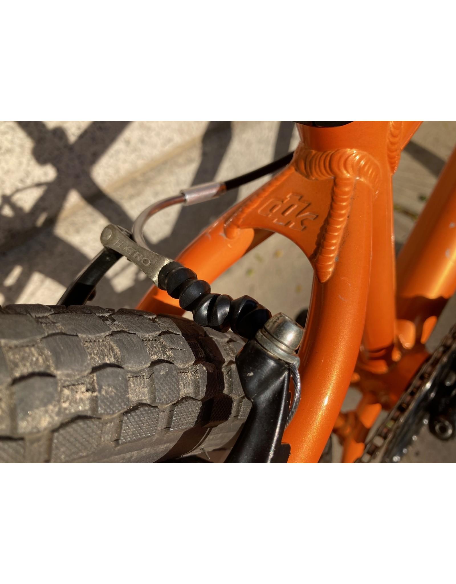 "Used Bike #8293 Orange DK BMX 24"""