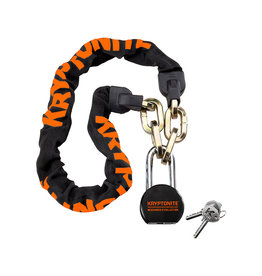 kryptonite LOCK KRY CHAIN 1669 EVO MESSENGER 39inx9.5m w/MOLY PAD LOCK