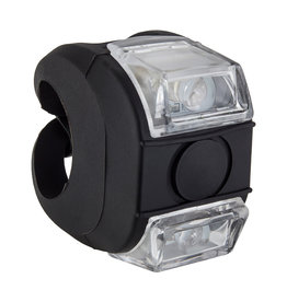 sunlite FRONT LIGHT SUNLT HL-L220 2-LED OMNIGRIP BK