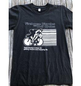 """Firehouse/Wolf T-shirt """"Men's"""""""