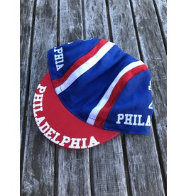 Philly cycling hat