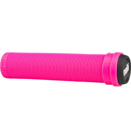ODI ODI Longneck Grips Soft Compound Flangeless Pink