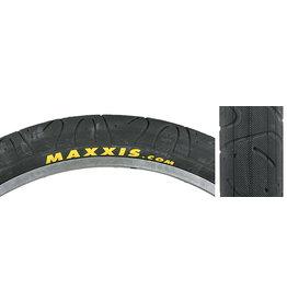 Maxxis TIRES MAXXIS HOOKWORM 24x2.5 BK WIRE SC