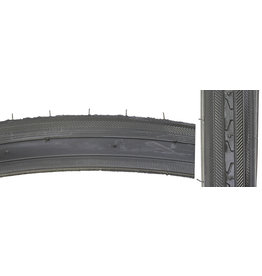 Kenda Tire TIRES SUNLT 27x1-1/4 BK/BK RD 70lb K35 s