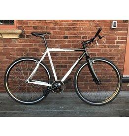 Used Bike Black Swan Single Speed Cross blk/wht 56x53