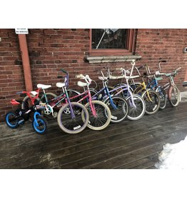 Used kids bikes $30 and up!