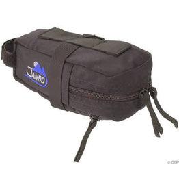 Jandd Jandd Mini Mountain Wedge Seat Bag: Black