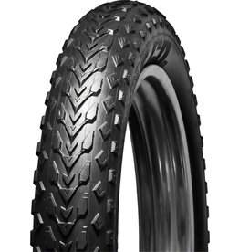 Vee Tire Co. Vee Tire Co. Mission Command Tire - 20 x 4, Tubeless, Folding, Black, 120tpi