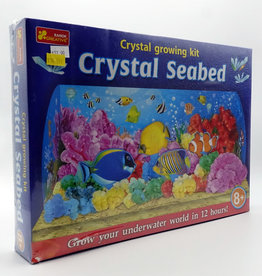 SALE: Crystal Growing Kit, Crystal Seabed