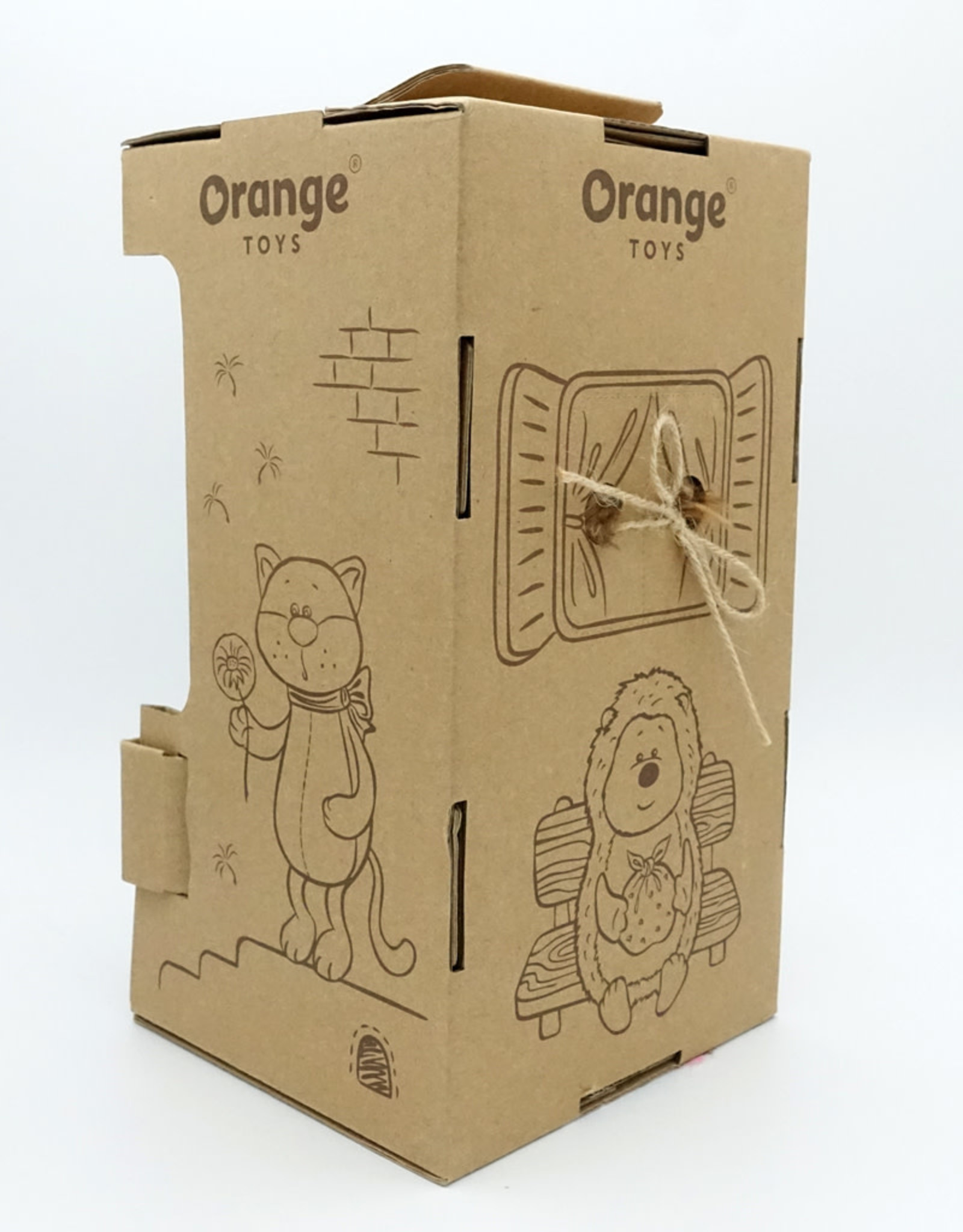 Orange Life Collection Ёжик Колюнчик