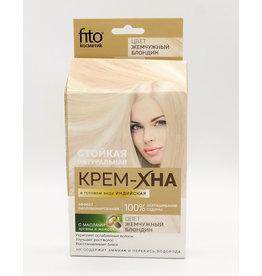 Крем-Хна Жемчужный Блондин