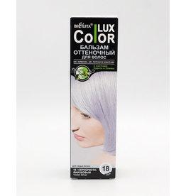 Lux Color Lux Color, Бальзам Оттеночный, Тон 18 серебристо-фиалковый