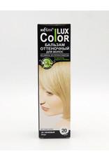 Lux Color Lux Color, Бальзам Оттеночный, Тон 20 бежевый