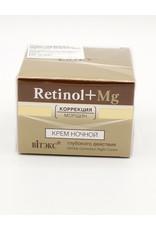 Retinol+Mg Retinol+Mg, Крем Ночной