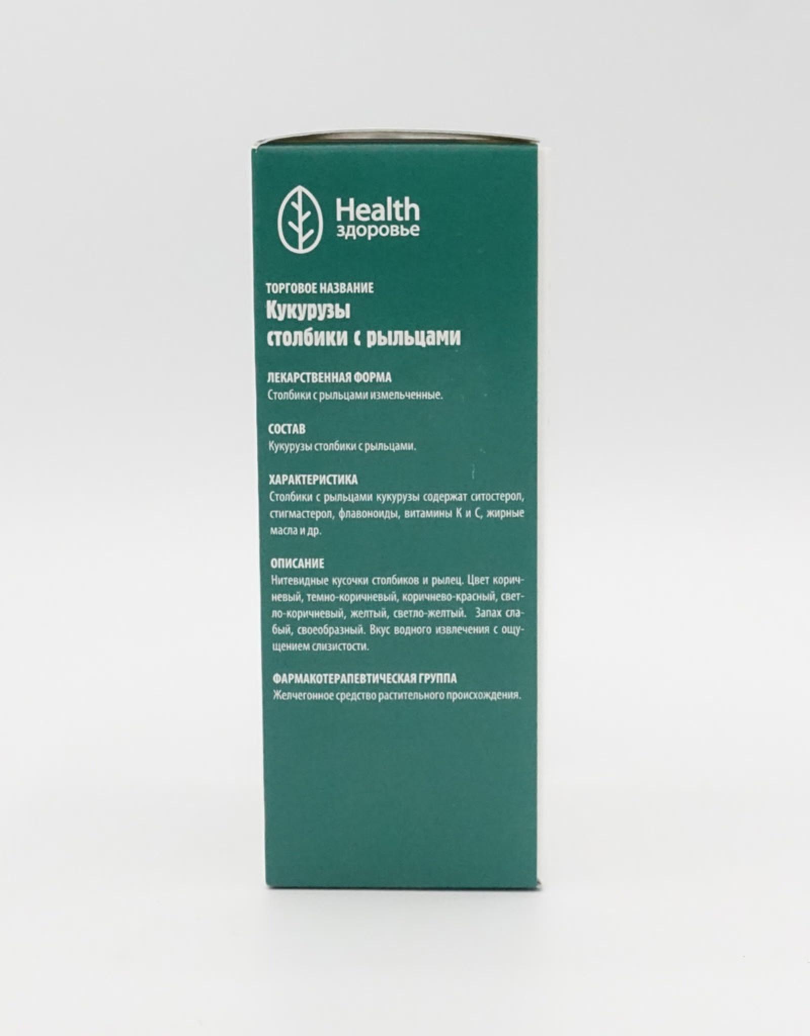 Health, Здоровье Кукурузы Столбики с Рыльцами