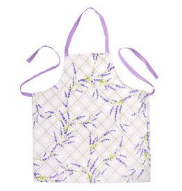 Apron, lavender