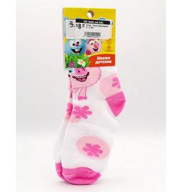 "Children's Socks ""Smeshariki"" 4-6 years old"