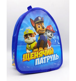 """Backpack """"Paw Patrol"""" in Russian"""