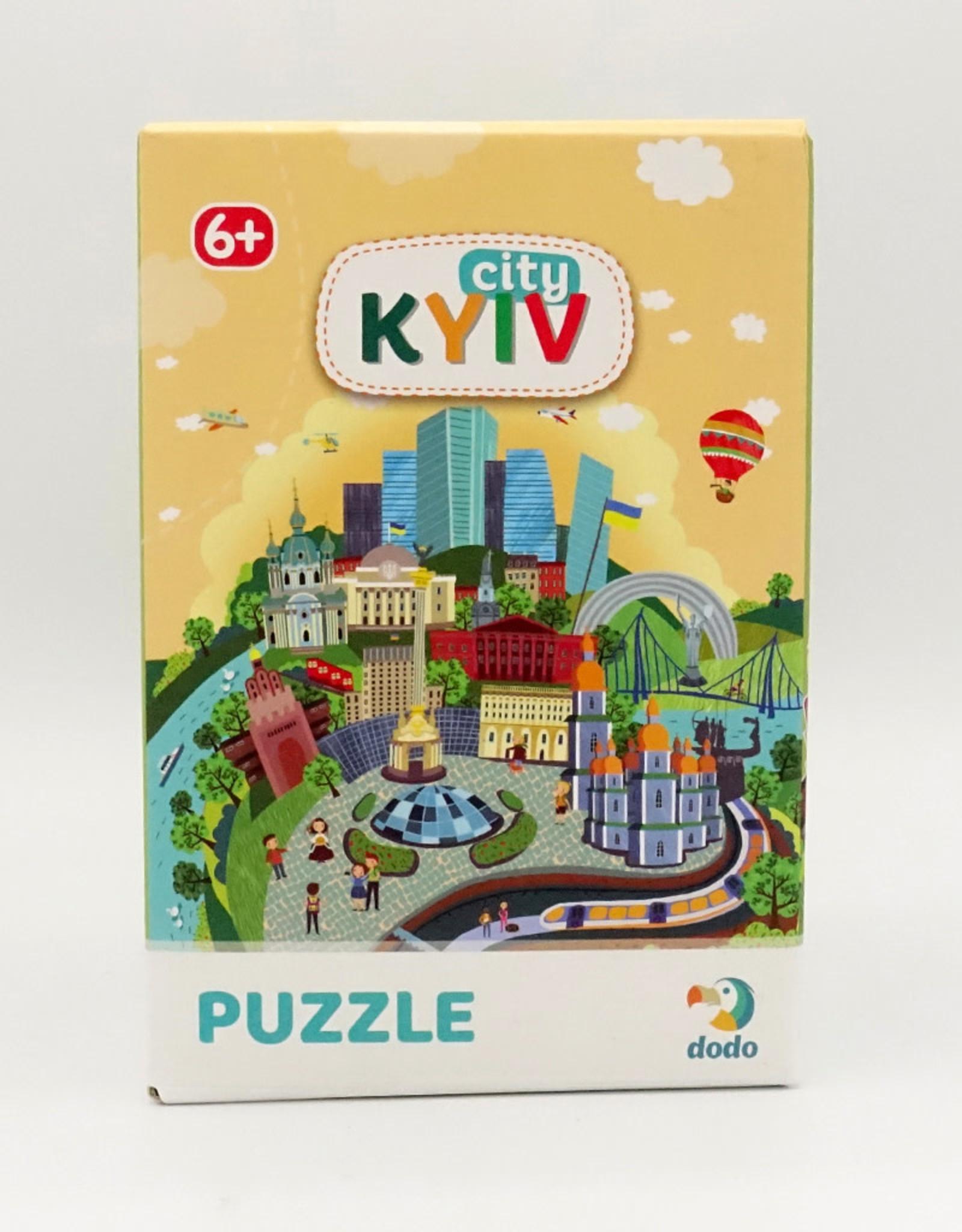 """Пазл """"Киев"""""""
