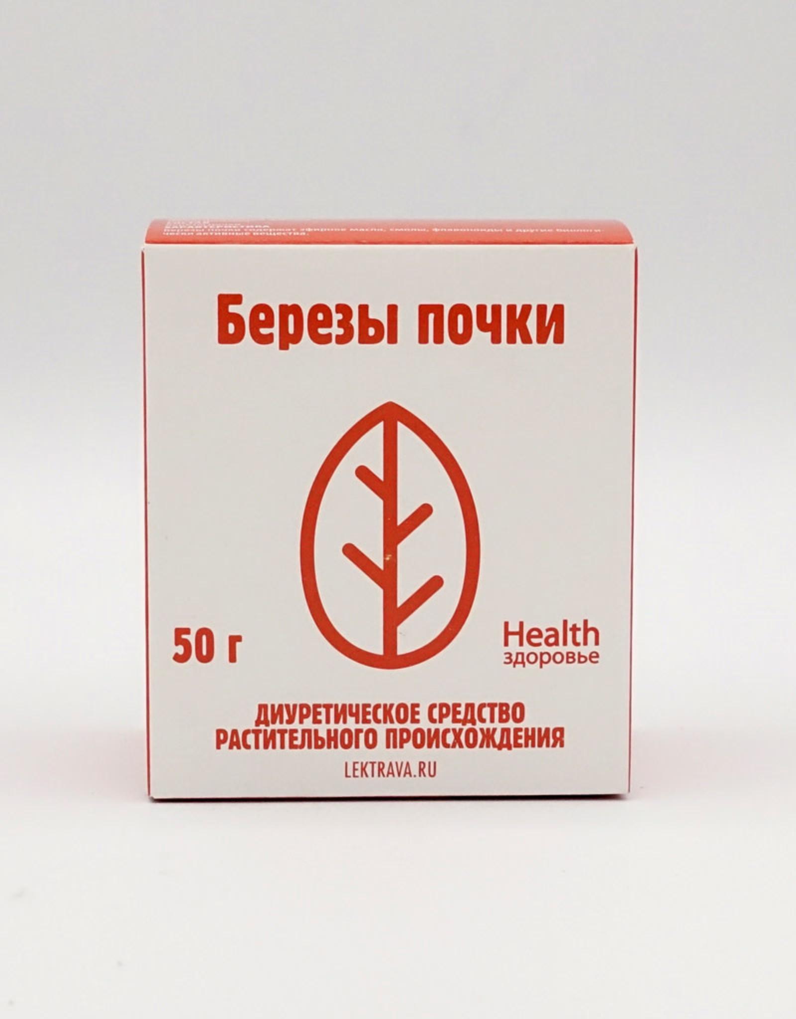 Health, Здоровье Березы Почки