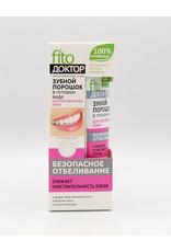 fito Доктор fito Доктор, Зубной Порошок, Отбеливание, снижает чувст.