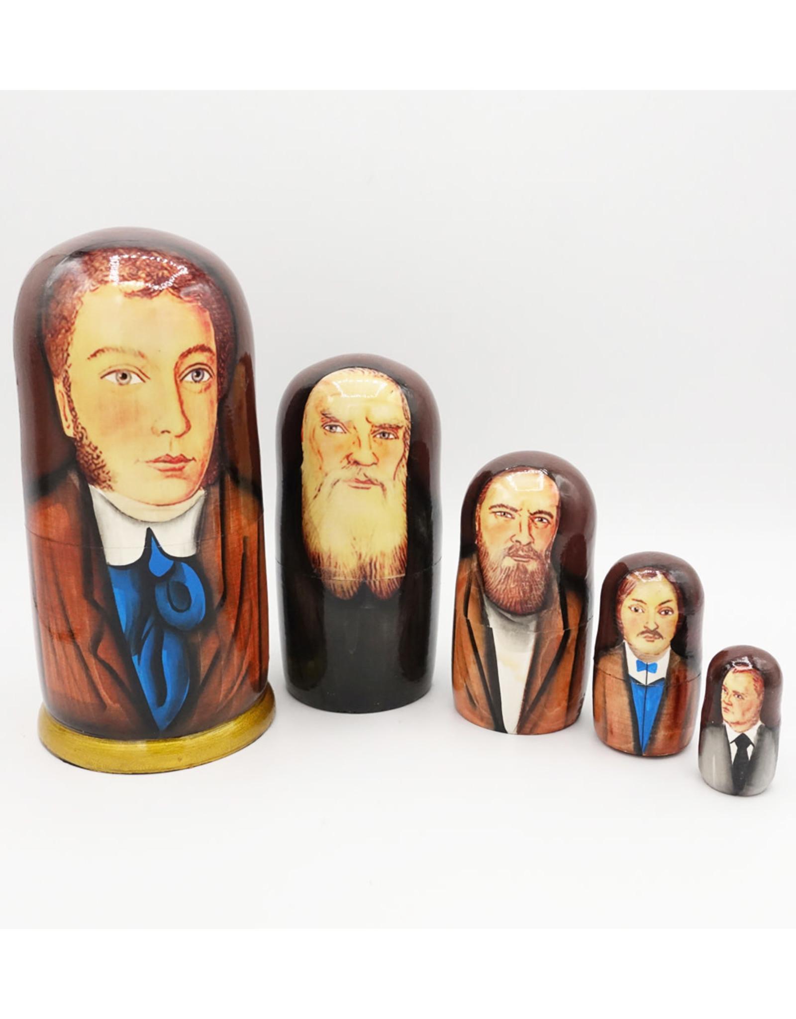 Матрёшка, Пушкин 5 мест