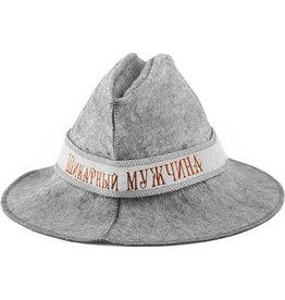 "Hat ""Chic Man"""
