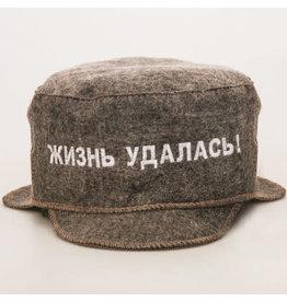 "Шапка ""Жизнь Удалась"""