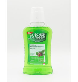 Лесной Бальзам Forest Balm, Gum Rinse, Bleach, Oak and Fir, 250ml