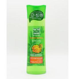 Чистая Линия Pure Line Shampoo Regulating Calendula 400ml