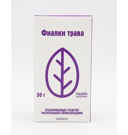 Violets Grass