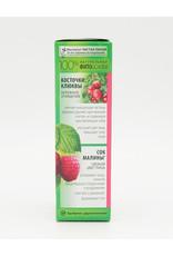 Clean Line, Soft Facial Scrub, Raspberry and Strawberry