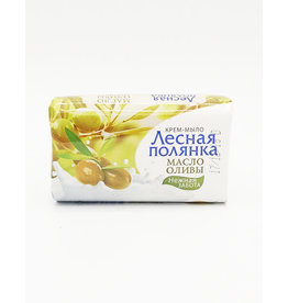 Forest Glade Cream Soap, Olive Oil