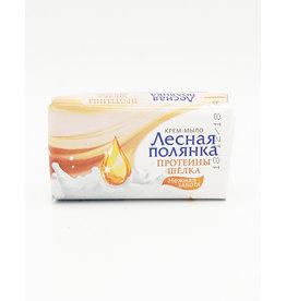 Forest Glade Cream Soap, Protein Silk