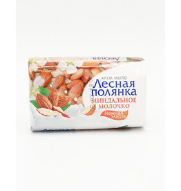 Forest Glade Cream Soap, Almond Milk