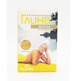 МедикоМед High Purity Natural Yellow Clay