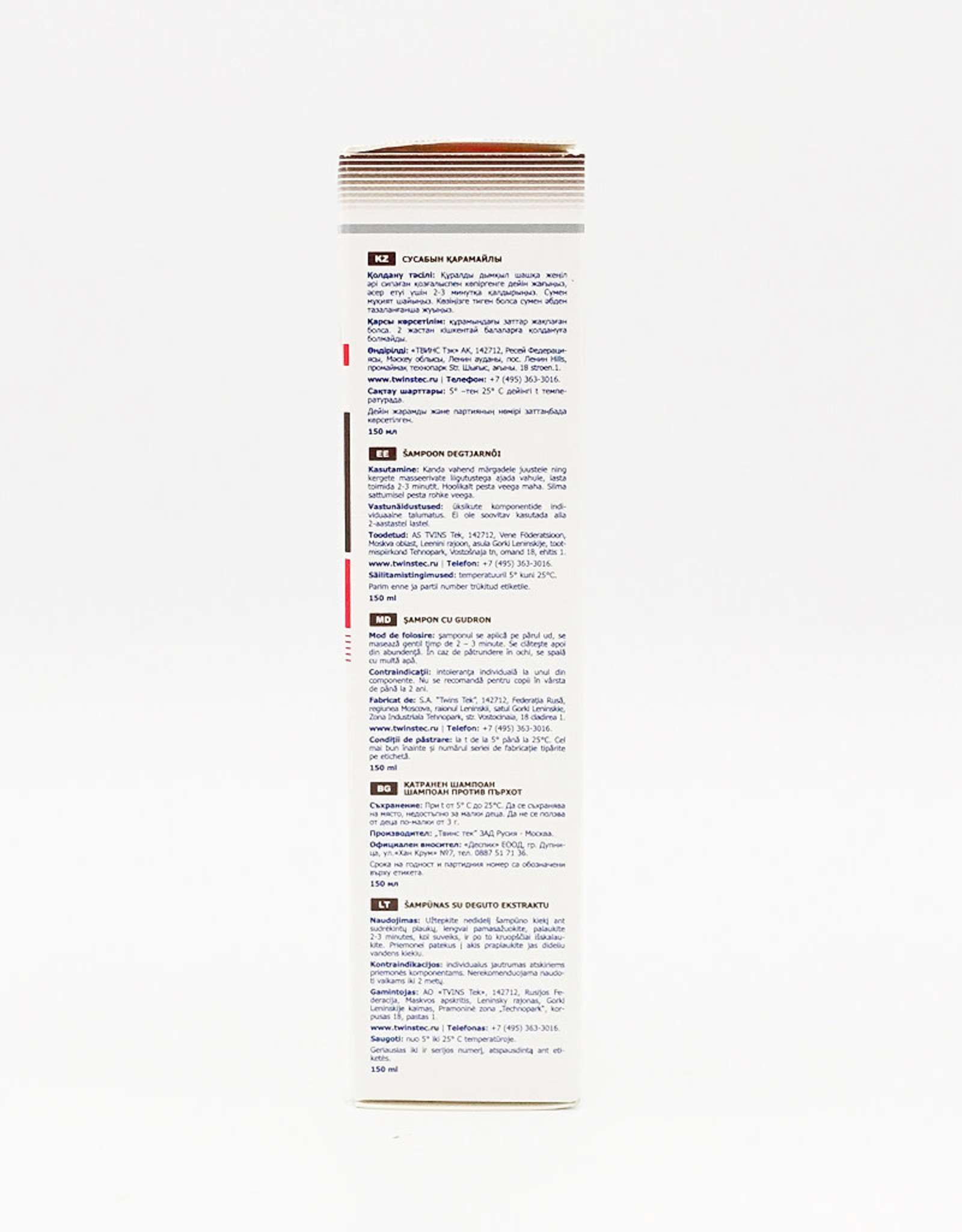 911 911, Шампунь Дегтярный от Перхоти, 150мл