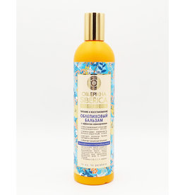 Natura Siberica OBLEPIKHA CONDITIONER NUTRITION AND REPAIR with laminating effect
