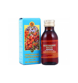Sea Buckthorn Oil Altai Diveevo 100ml