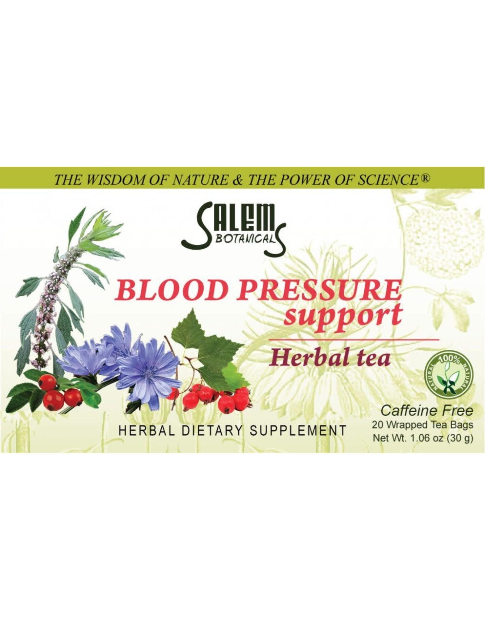 Salem Botanical Травяной чай, поддержка кровяного давления