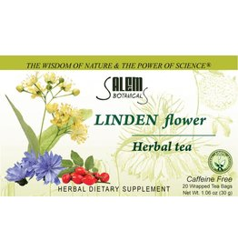 Salem Botanical Herbal Tea, Linden Flower