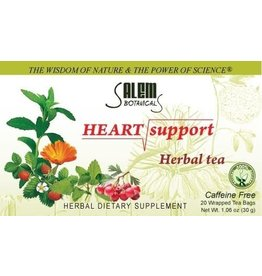 Salem Botanical Herbal Tea, Heart Support